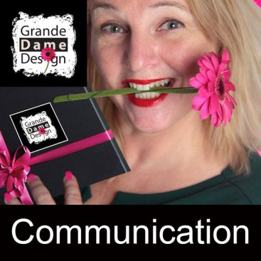 Grande Dame Design - Communication